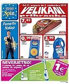 Eurospin katalog do 2. 9.