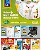 Hofer katalog od 12. 10., in od 15. 10.