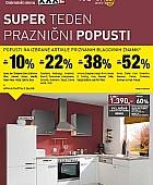 Lesnina katalog Super teden Ljubljana in Levec