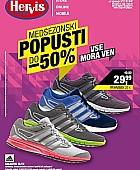 Hervis katalog Medsezonski popusti do 31. 05.