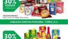 Spar in Interspar akcija Dnevna jubilejna ponudba do 21. 06.