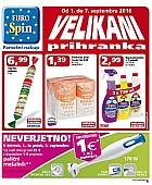 Eurospin katalog do 07. 09.