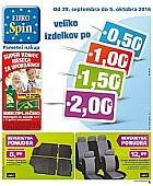Eurospin katalog do 05. 10.