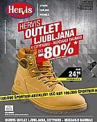 Hervis katalog Outlet Ljubljana do 04. 10.