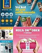 Hofer katalog od 24. 10. in od 27. 10.
