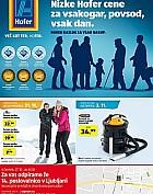 Hofer katalog od 31. 10. in od 03. 11.