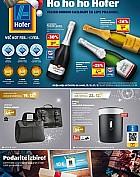 Hofer katalog od 19. 12. in od 22. 12.
