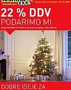 Lesnina katalog Ljubljana, Maribor in Levec