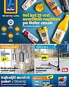 Hofer katalog od 24. 07. in od 27. 07.