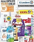 E Leclerc katalog Ljubljana do 01. 10.