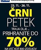 JYSK katalog Črni petek