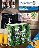 E Leclerc katalog Ljubljana do 01. 07.