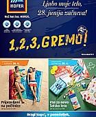 Hofer katalog od 21. 06.
