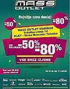 Mass katalog Outlet Maribor do 07. 07.