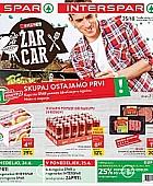 Spar in Interspar katalog do 03. 07.