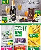 Tuš katalog trgovine in franšize do 24. 09.