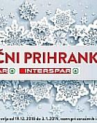 Spar in Interspar katalog Darilni boni