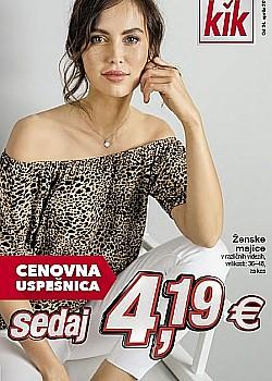KIK katalog od 24. 04.