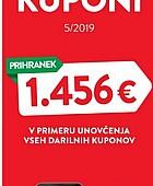 Spar in Interspar katalog Boni 05/19