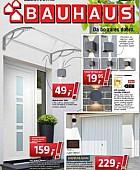 Bauhaus katalog do 3. 11.