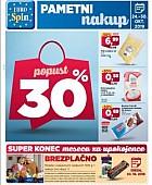 Eurospin katalog do 30. 10.