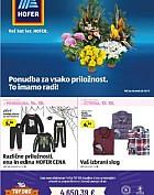Hofer katalog od 11. 10.