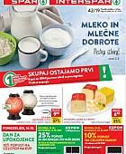 Spar in Interspar katalog do 22. 10.