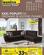 Lesnina katalog XXL popusti do 1. 2.