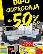 Dipo katalog Odprodaja -50% do 11.1.