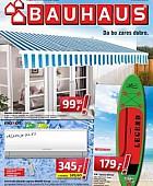 Bauhaus katalog julij 2020