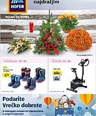 Hofer katalog od 16. 10.