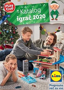 Lidl katalog Igrač 2020