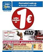 Eurospin katalog do 3. 3.