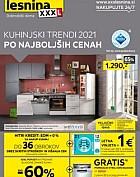 Lesnina katalog Kuhinjski trendi do 6. 3.