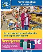 Eurospin katalog do 16.6.