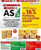 Spar in Interspar katalog do 12. 10.