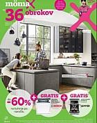 Momax katalog Do – 60 % na kuhinje