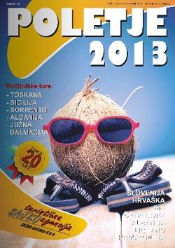 Sajko katalog poletje 2013