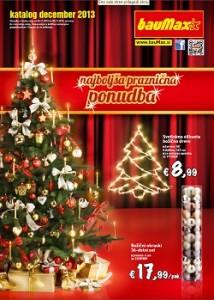 Baumax katalog december 2013