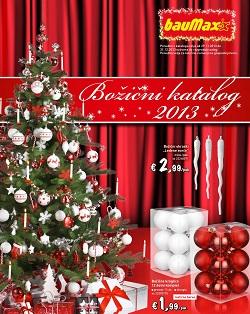 Baumax katalog Božič