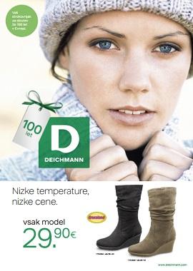 Deichmann katalog zima