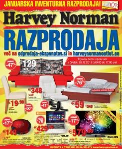 Harvey Norman katalog