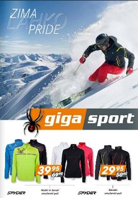 Gigasport katalog december 2013