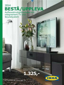 Ikea katalog Dnevna soba 2014