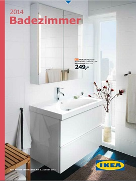 Ikea katalog Kopalnica 2014