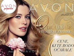 Avon katalog Luxury do 25.3.