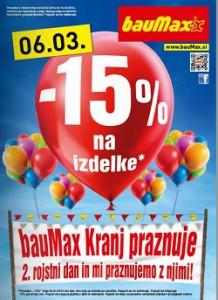 Baumax katalog do 16.3.
