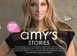Halens katalog Amy's stories