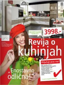 IL Ambienti katalog Revija o kuhinjah