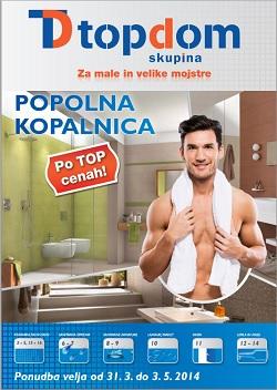 Topdom katalog Popolna kopalnica